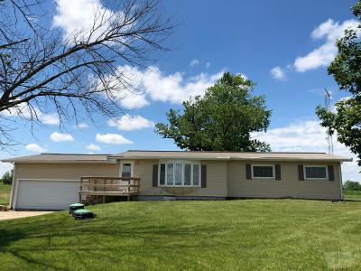 Fairfield IA Single Family Home For Sale: $249,000