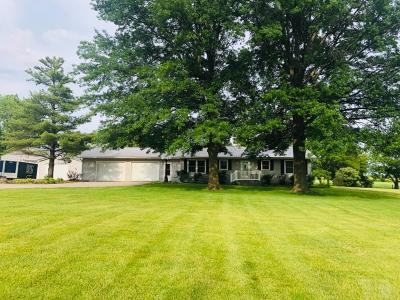 Ottumwa Single Family Home For Sale: 16386 Bluegrass Road