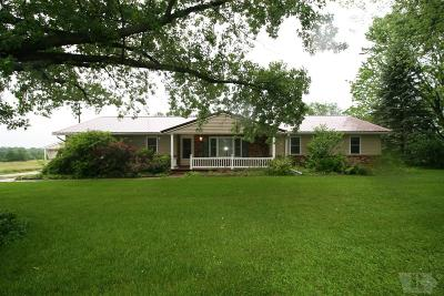 Appanoose County Single Family Home For Sale: 12986 137th Avenue