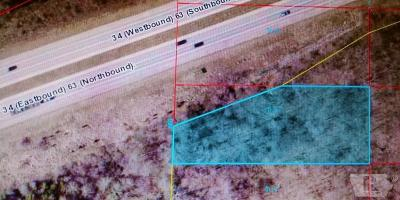 Wapello County Residential Lots & Land For Sale: Hwy 34 E Business E
