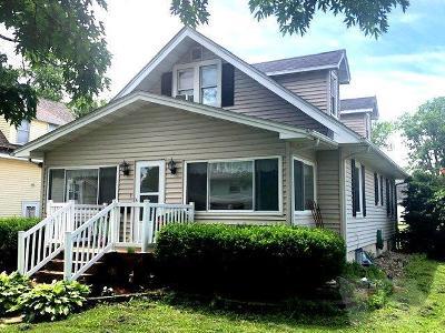 Wapello County Single Family Home For Sale: 526 Hamilton Street