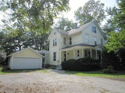 Fairfield IA Single Family Home For Sale: $149,000