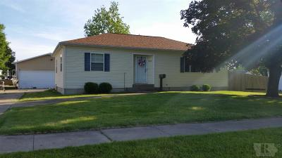 Ottumwa Single Family Home For Sale: 255 Grandview