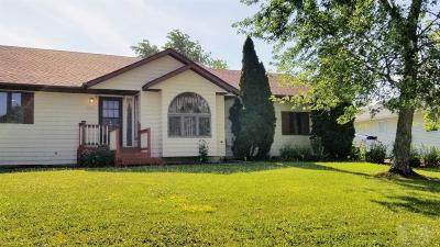 Fairfield IA Single Family Home For Sale: $185,000