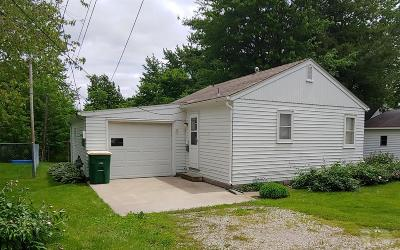 Fairfield IA Single Family Home For Sale: $69,000