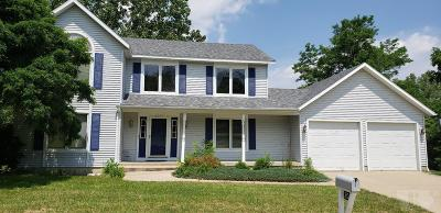 Appanoose County Single Family Home For Sale: 2044 Golfview Circle