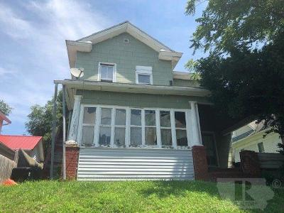 Ottumwa Single Family Home For Sale: 729 W Fourth Street