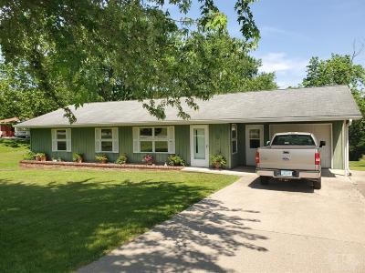 Ottumwa Single Family Home For Sale: 1128 N Traul Ave