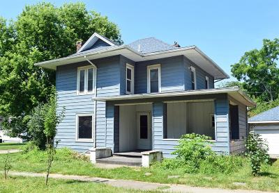 Fairfield IA Single Family Home For Sale: $88,900