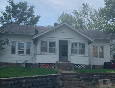 Ottumwa Single Family Home For Sale: 620 Lamborn