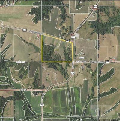 Wapello County Farm For Sale: Lake Road