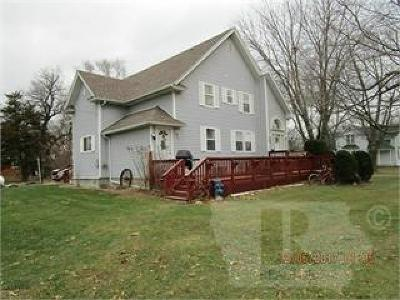 Richland Single Family Home For Sale: 201 W North Street