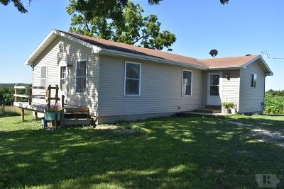 Monroe County Single Family Home For Sale: 6824 147th St.