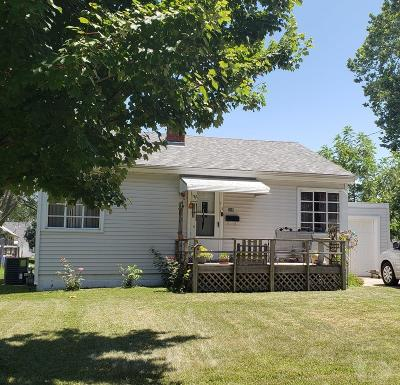 Ottumwa Single Family Home For Sale: 546 Minnesota