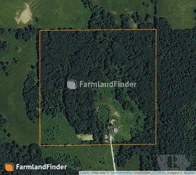Wapello County Farm For Sale: 9790 217th Ave