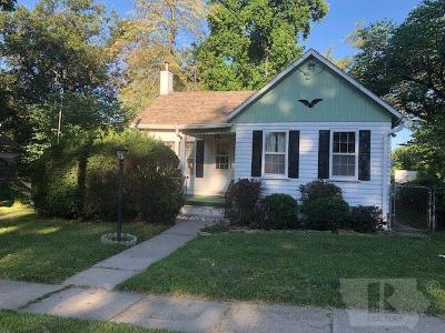 Ottumwa Single Family Home For Sale: 109 S Cherry