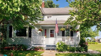 Ottumwa Single Family Home For Sale: 1306 N Wapello