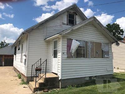 Ottumwa Single Family Home For Sale: 557 S Davis Street