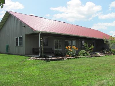 Wapello County Single Family Home For Sale: 4102 Wapello Jefferson