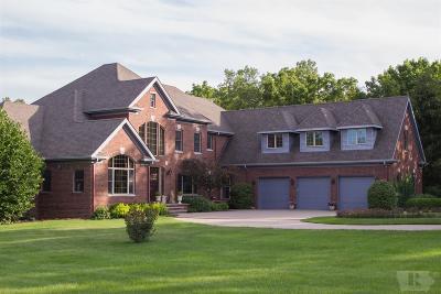 Ottumwa Single Family Home For Sale: 514 E Alta Vista