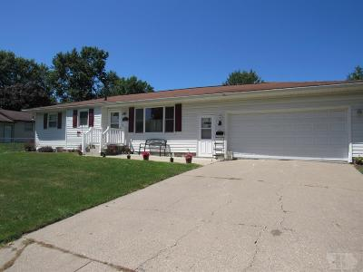 Wapello County Single Family Home For Sale: 1311 Lynwood