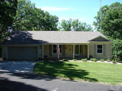 Mount Pleasant Single Family Home For Sale: 1014 Westwood Drive