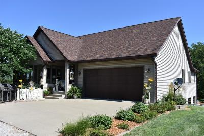Rathbun IA Single Family Home For Sale: $329,000