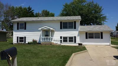 Centerville IA Single Family Home For Sale: $134,900