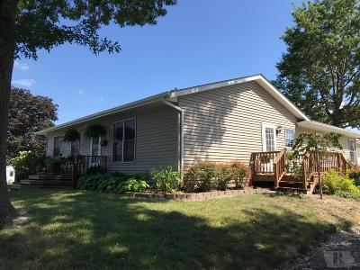 Ottumwa Single Family Home For Sale: 206 W Park