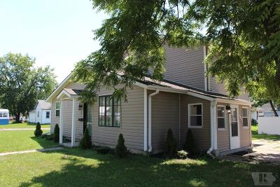 Ottumwa Single Family Home For Sale: 501 S Moore