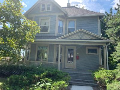 Mount Pleasant Single Family Home For Sale: 409 S Main Street