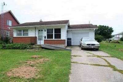 Moulton IA Single Family Home For Sale: $29,900