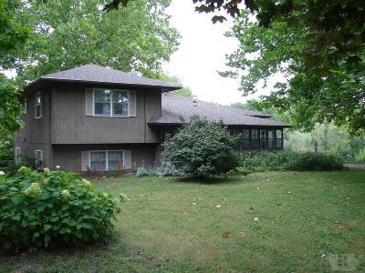Washington Single Family Home For Sale: 2754 Coppock Road