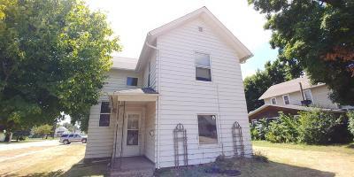 Washington Single Family Home For Sale: 433 E Washington Street