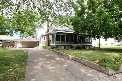 Centerville IA Single Family Home For Sale: $124,900
