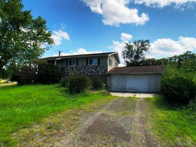 Wapello County Single Family Home For Sale: 8398 Fox Hills Rd
