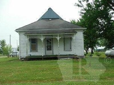Plano IA Single Family Home For Sale: $9,900