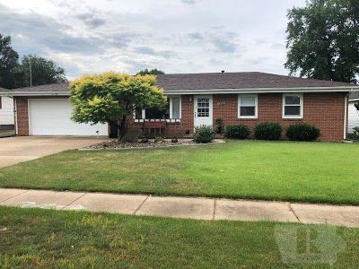 Ottumwa Single Family Home For Sale: 628 Hamilton