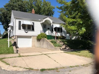 Single Family Home For Sale: 1413 Locust