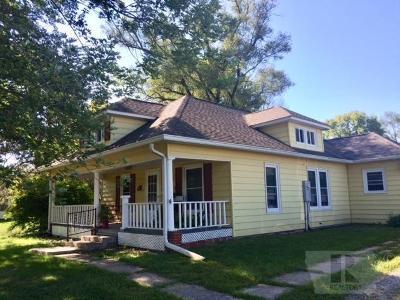 Keosauqua Single Family Home For Sale: 607 Franklin Street