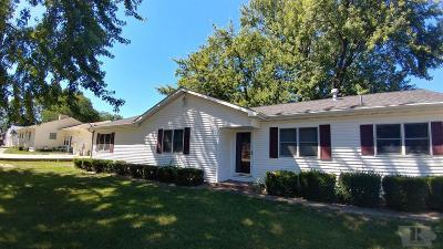 Ottumwa Single Family Home For Sale: 2615 Marilyn