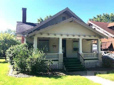 Ottumwa Single Family Home For Sale: 122 Vogel Avenue