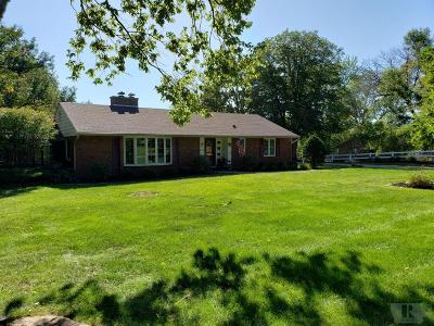Appanoose County Single Family Home For Sale: 832 S Park
