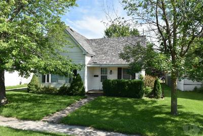 Moravia IA Single Family Home For Sale: $45,000