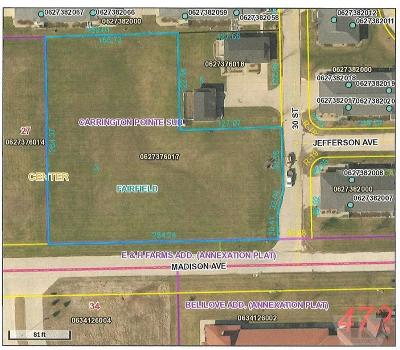 Residential Lots & Land For Sale: 3200 W Madison