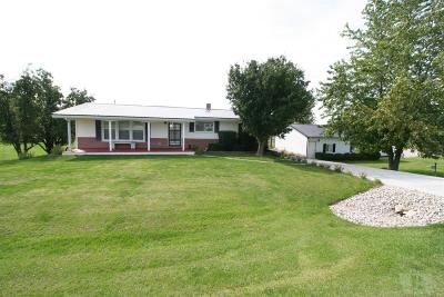 Appanoose County Single Family Home For Sale: 12431 Beech Drive