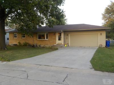 Ottumwa Single Family Home For Sale: 28 Schwartz Drive