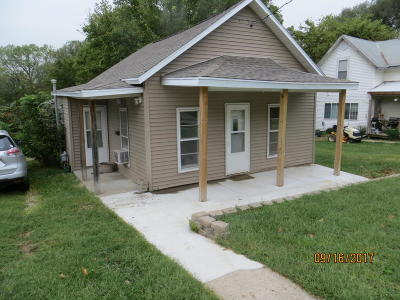 Missouri Valley Single Family Home For Sale: 533 N 1st Street