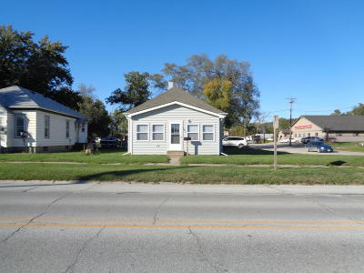 Missouri Valley Single Family Home For Sale: 403 W Erie Street