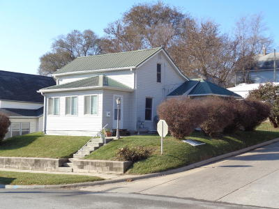 Missouri Valley Single Family Home For Sale: 123 N 9th Street